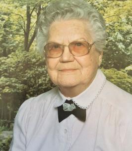 Ruth LeDeau